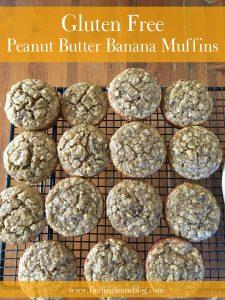 Recipe Revamp: Gluten Free Peanut Butter Oatmeal Muffins