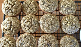 Recipe Revamp: Gluten-Free Peanut Butter Oatmeal Muffins