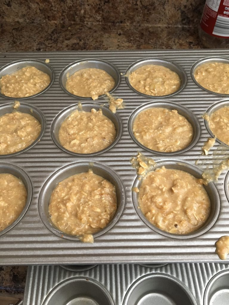How To Convert A Muffin Recipe From Wheat Flour To Oat Flour | Finding Home Blog