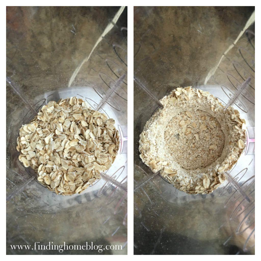 Oat Flour | Finding Home Blog