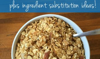 Recipe: Homemade Granola