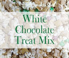 Recipe: White Chocolate Treat Mix