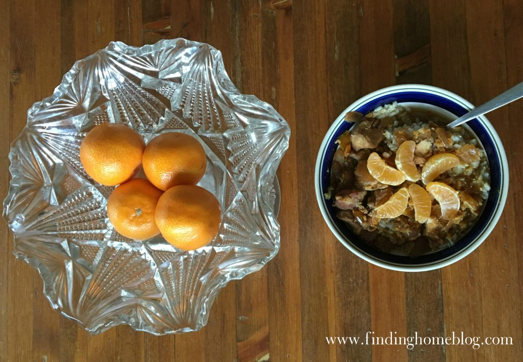 Crockpot Orange Chicken | Finding Home Blog