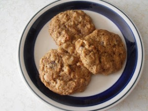 Recipe: Grandma Winter's Peanut Butter Chocolate Chip Cookies