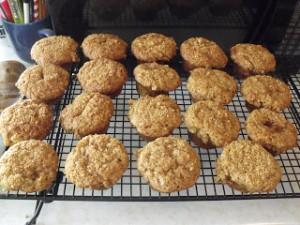 Recipe: Cinnamon Banana Bread Mini Muffins
