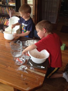 Extra Fun Homeschool Activities For Jonah's Birthday