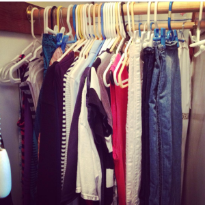 Closet | Finding Home Blog