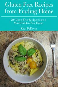 Gluten Free Recipes from Finding Home | Finding Home Blog