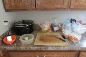 Meal Prep | Finding Home Blog