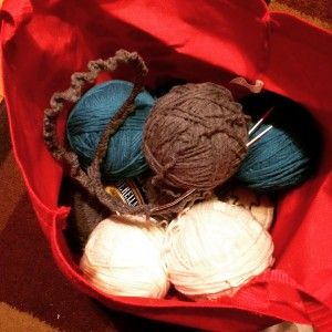 What Yarn Taught Me About Starting Over | Finding Home Blog