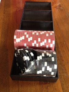 Poker Chips | Finding Home Blog