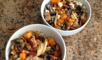 Recipe: Chicken Bacon Sweet Potatoes