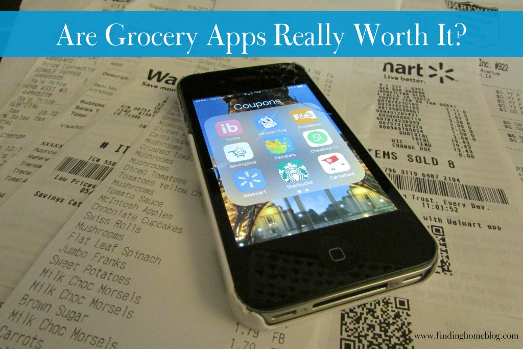 Are Grocery Apps Really Worth It? | Finding Home Blog