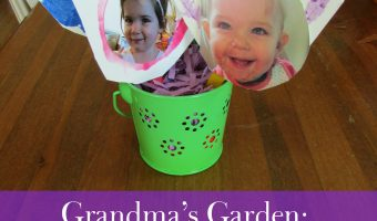 Grandma's Garden: An Easy Mother's Day Present