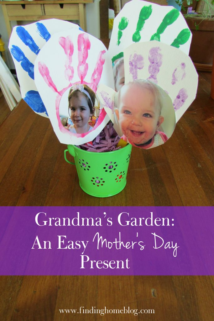 Grandmas Garden | Finding Home Blog