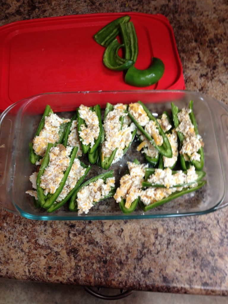 Homemade Jalapeno Poppers | Finding Home Blog