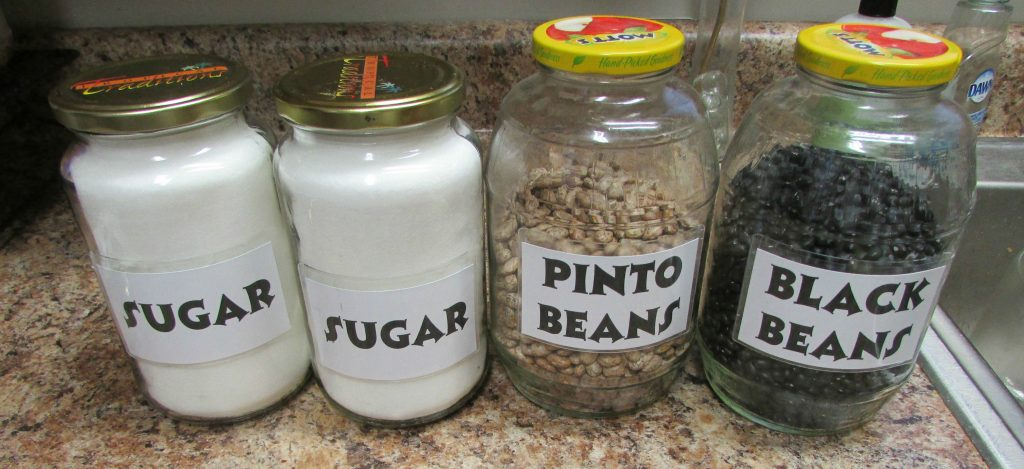 Jar Labels | Finding Home Blog