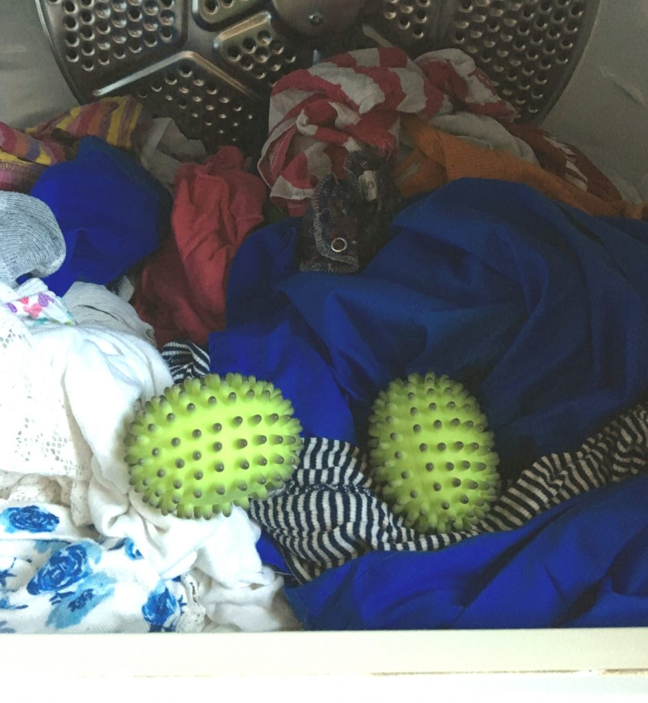 Dryer Balls | Finding Home Blog