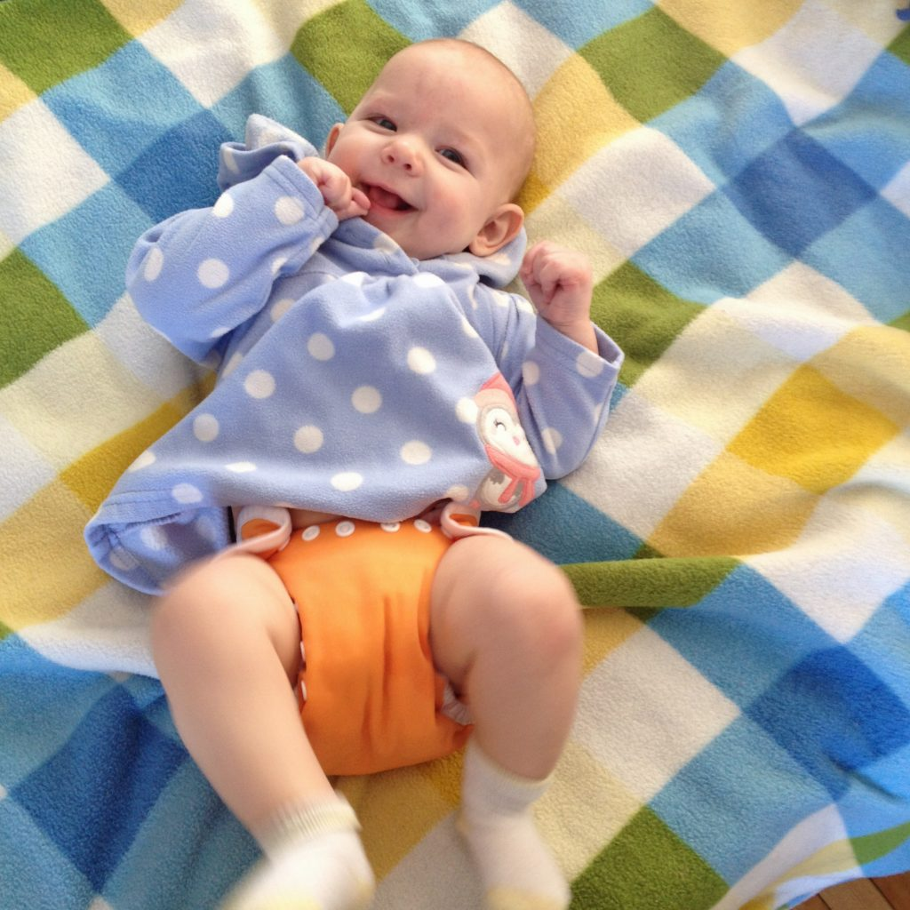 Elizabeth Cloth Diaper | Finding Home Blog