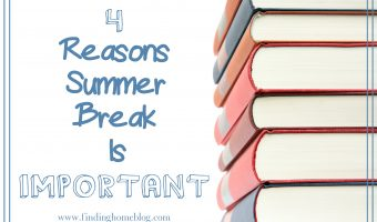 The Importance Of Summer Break