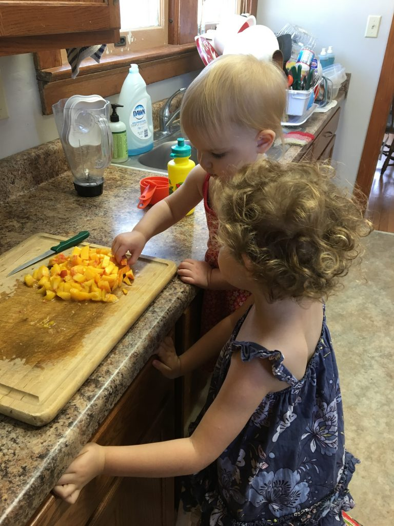 Kitchen Helpers | Finding Home Blog
