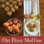 Oat Flour Muffins Blog Tour Roundup