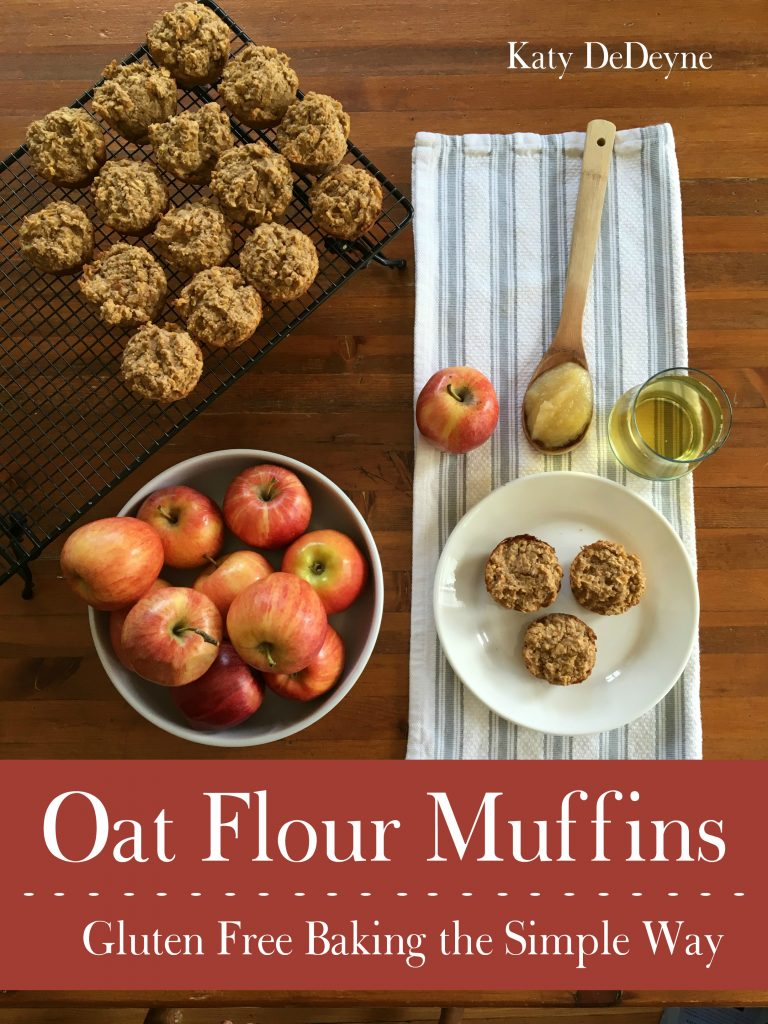 Oat Flour Muffins | Finding Home Blog