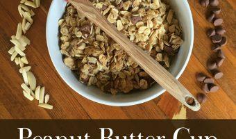 Recipe: Peanut Butter Cup Granola