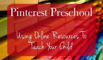Pinterest Preschool