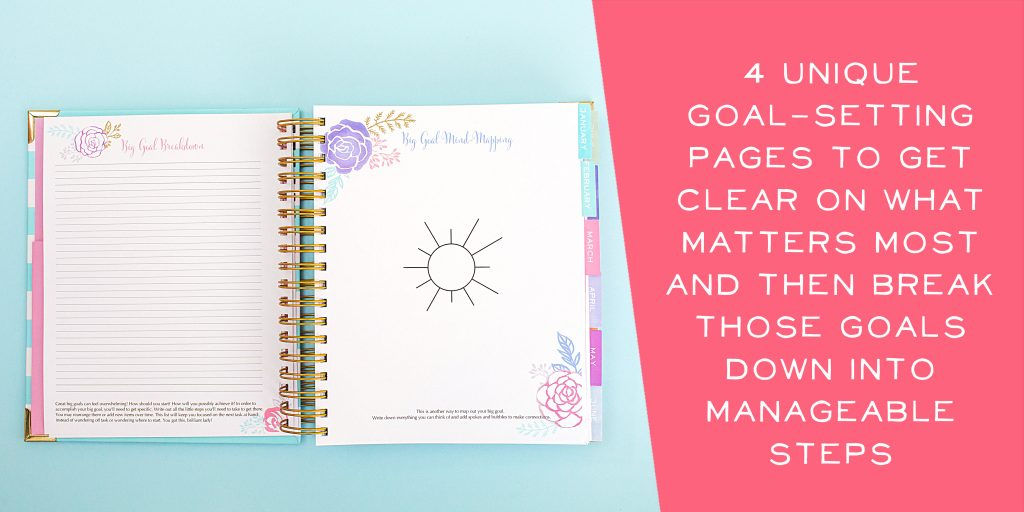 Brilliant Life Planner: Goals