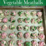 Recipe: Turkey Vegetable Meatballs
