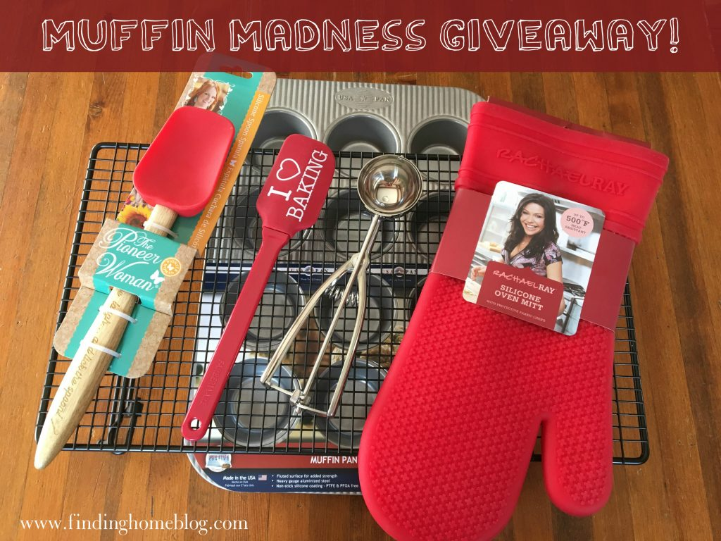 Muffin Madness Giveaway