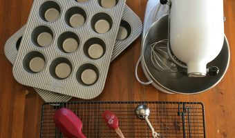 My Favorite Kitchen Tools For Making Muffins