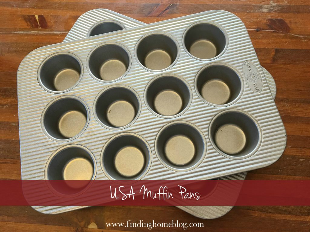 USA Muffin Pans | Finding Home Blog