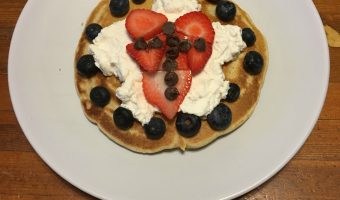 Recipe: Reformation Pancakes
