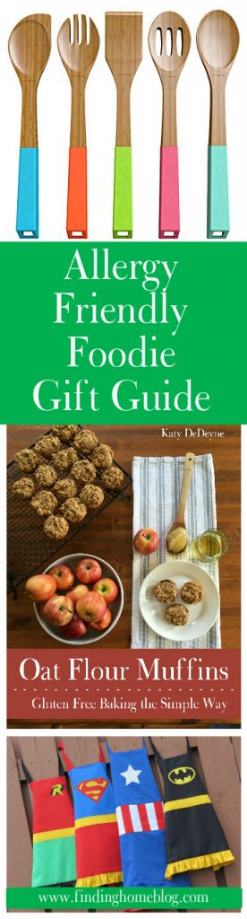 Allergy Friendly Foodie Gift Guide | Finding Home Blog