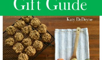 Allergy Friendly Foodie Gift Guide
