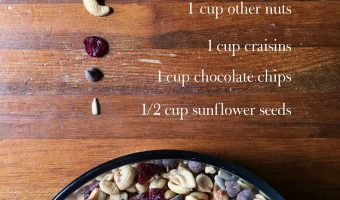 Recipe: Easy Trail Mix