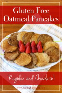 Real Food How To: Flip A Pancake (Plus Oat Flour Pancake Recipe!)