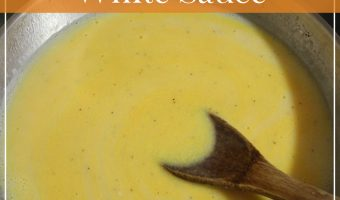 Real Food How To: Make A Roux and White Sauce