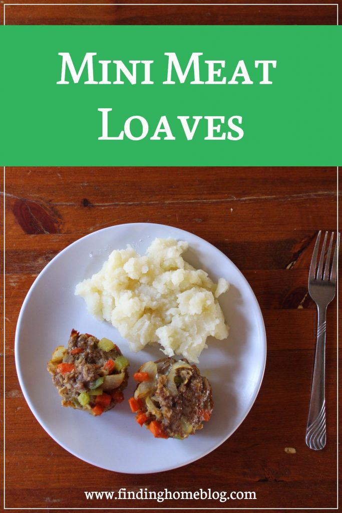 Recipe Mini Meat Loaves