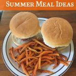 My Favorite Summer Meal Ideas