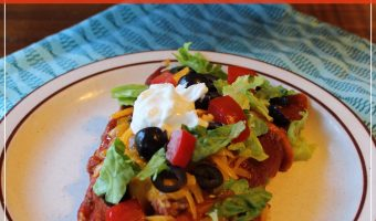 Recipe: The Best Beef Enchiladas