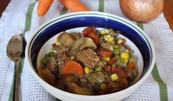 Recipe: Crockpot Ground Beef Stew