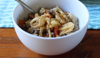 Recipe: Sour Cream Beef Casserole