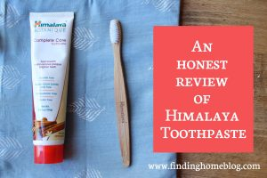 Let's Talk About Toothpaste: An Honest Review of Himalaya Toothpaste
