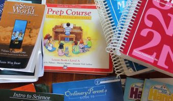 2017-2018 Homeschool Curriculum