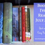 Books I've Read: July 2017 (Quick and Easy Reads!)