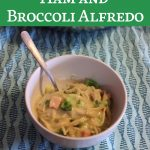 Recipe: Gluten Free Ham and Broccoli Alfredo