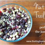 Recipe: Nut Free Trail Mix